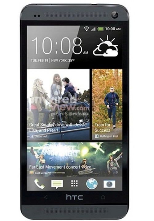 HTC One 802W 32GB Silver GSM+GSM