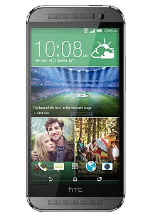 HTC One M8D Black / Silver GSM/CDMA+GSM