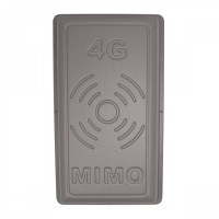 Антена 4G MIMO R-Net 2x17 dBi 900 / 1800 / 2600 МГц