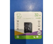 Touch and Go Micro SD 32 GB накопитель UHS-3 10 Class (TG-32GBSD10U3-01)