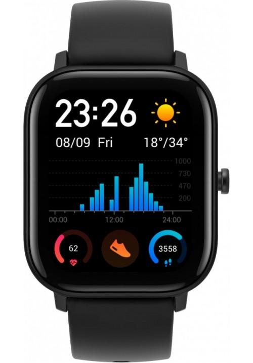 Розумний годинник Xiaomi Amazfit GTS Obsidian Black