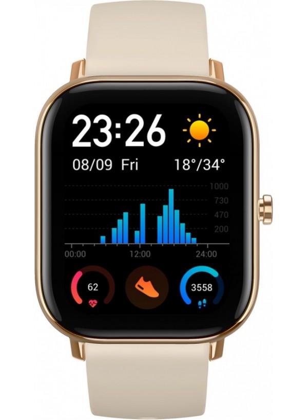 Умные часы Xiaomi Amazfit GTS Desert Gold