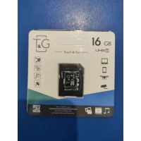 Touch and Go Micro SD 16 GB накопитель UHS-1 10 Class