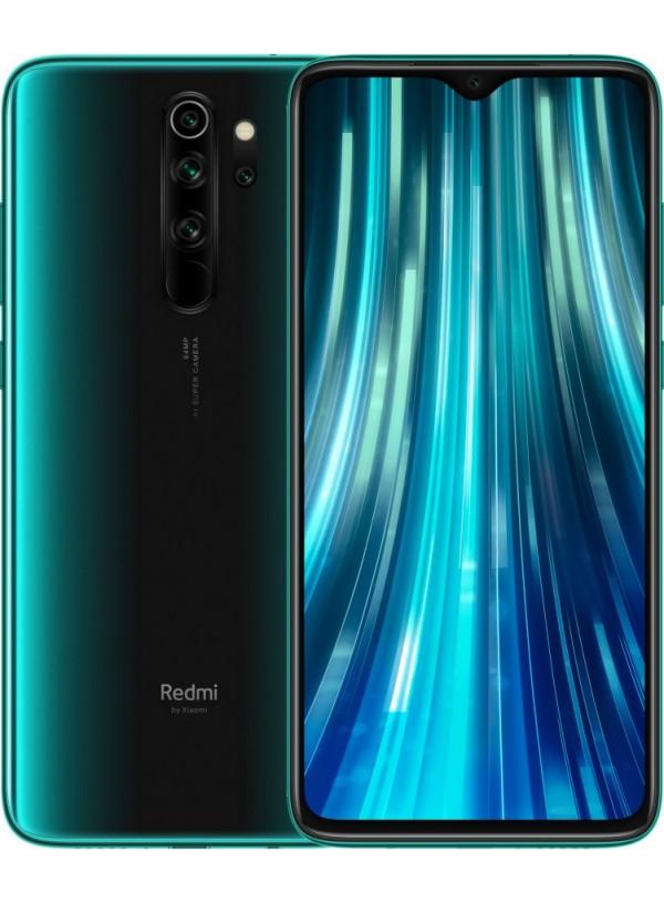 Redmi Note 8 Pro 6/128GB Green  + защитное стекло В ПОДАРОК