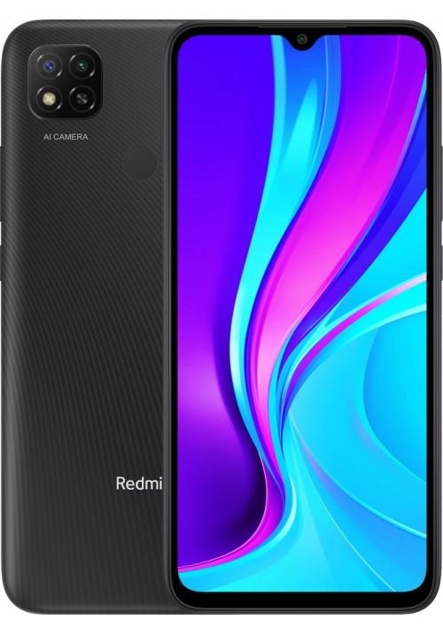 Redmi 9C NFC 3/64GB Midnight Gray