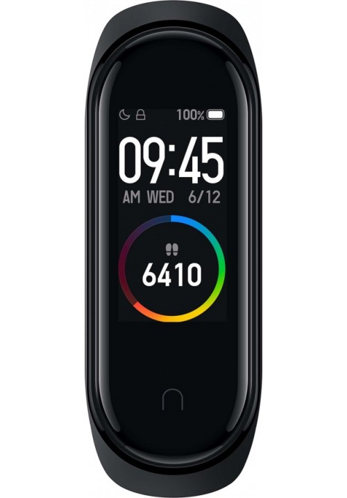 Фітнес-браслет Mi Smart Band 4 з NFC Black