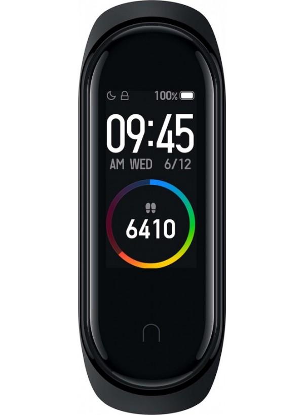 Фитнес-браслет Mi Smart Band 4 с NFC Black