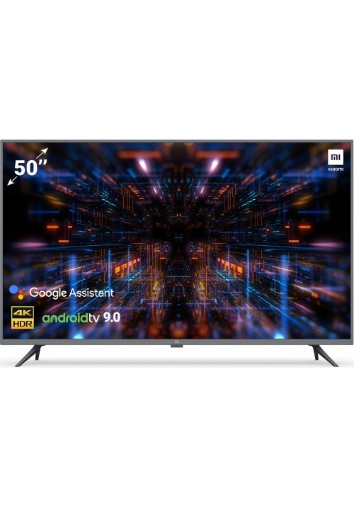 """Телевизор Xiaomi Mi TV 4S 50"""" UHD 4K International  + БЕЗКОШТОВНІ налаштування"""