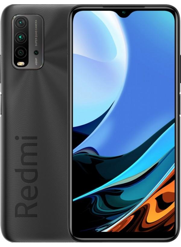 Redmi 9T 4/64 Carbon Gray + захисне скло В ПОДАРУНОК