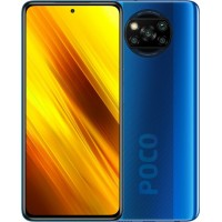 Poco X3 6/64GB Cobalt Blue + захисне скло В ПОДАРУНОК