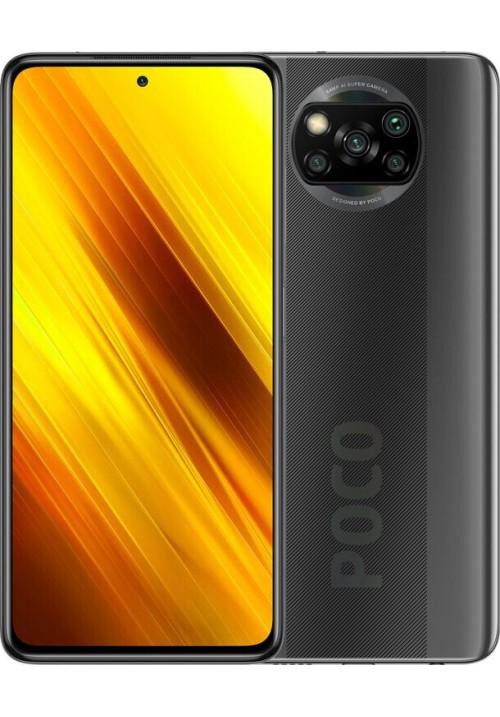 Poco X3 6/128GB Shadow Gray + захисне скло В ПОДАРУНОК