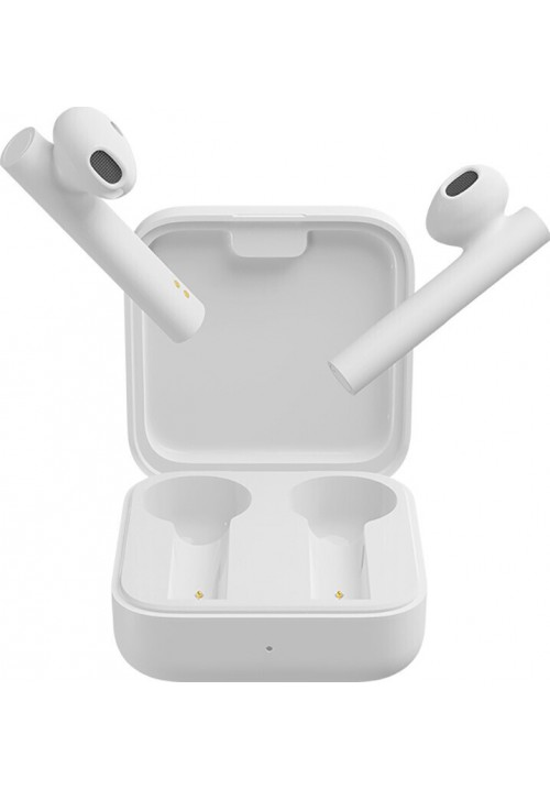 Навушники Xiaomi Mi True Wireless Earphones 2 Basic White